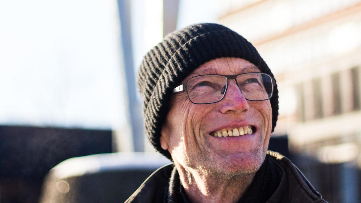 Thoas Hylland Eriksen, filosof. Foto: Matilde Clemetsen