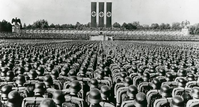 Fra Viljens Triumf av Leni Riefenstahl