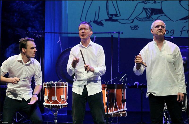 Sisu Percussion Ensemble